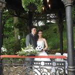 this is were the wedding ceremony took place.. beautiful