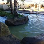 One of the cooler pools