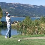 Cascade Golf Course on the Lake is affordable and yet the views are priceless