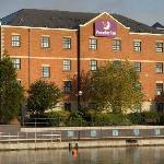 Premier Inn Manchester Salford Quays Hotel