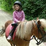 Horseriding at Aulnay