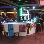 Cafe Bar Jet Set en San Andres Isla