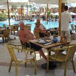 Restaurant de la piscine