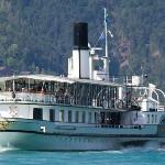 Schifffahrt auf dem Thunersee