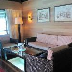 Rm 218, living room