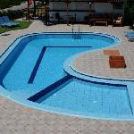 Glykeria swimming pool