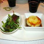 Hâché (under the mashed potato), really amazing!