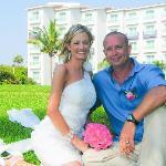 Wedding Photos - In the garden