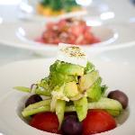 Petros Horiatiki Salad