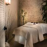 Champagne Spa Treatment Room