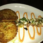 Crabcakes are as good as they look!!