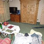 Our suite Maximilian living room