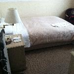 Double room @ Hotel Metz