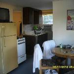 Cottage #4 Kitchen