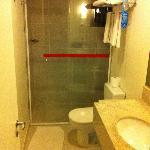 Banheiro velho