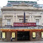 Royal Alexandra Theatre along Canada's Walk of Fame