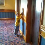 me when I was 6 at golf hotel