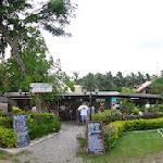 Le Cafe's Entrance