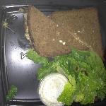 $13 Tempeh Reuben Sandwich