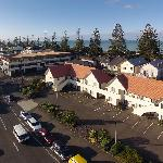 Birds-eye view of Bella Vista Napier