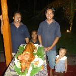 Our Traditional Bali Banquet