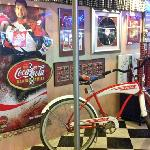 Coca Cola Racing Shrine at Dawson & Stevens