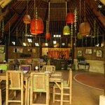Our lovely restaurant