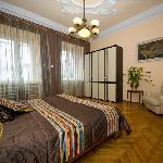 Apartment A2 bedroom 1
