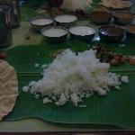 Andhra meal at Hotel RRR a must