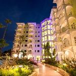 hotel di notte