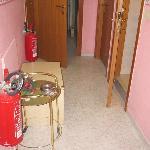 Ashtrays and extinguishers