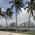 View to Palm Beach