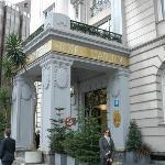 Ingresso Hotel Carlton