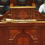 House of Representatives - The Mace