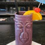 June was Tiki Cocktail Month at KKatie's