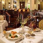 Dining at Sandals Royal Plantation