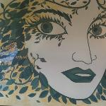 part of the wall Mural