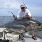 360lbs Yellowfin Tuna