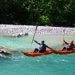 Kayak trips for beginners