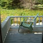 view of private deck