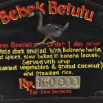 Bebek Betutu description