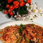 Home style cooked Italian food