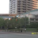 The Columbus Convention Center w/Hyatt Regency in background