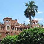 Hotel Colombia, en Plaza Bolívar