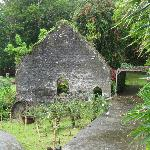 ruin on the property