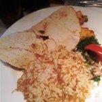 Nice tawooq with rice