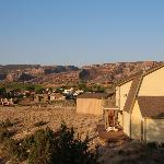 View of shed on proeprty &Colorado National Monument