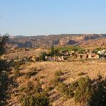View toward Colorado National Monument