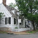 Mary Washington House