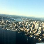 Seattle skyline - Space Needle